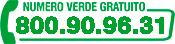 Numero verde Bergamo gas e luce